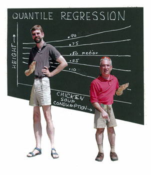 Quantile Regression (Chapter 7)